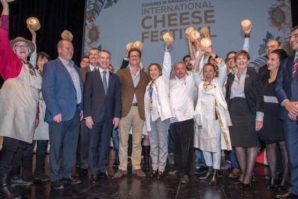 INTERNATIONAL CHEESE FESTIVAL Foto fuente Irekia