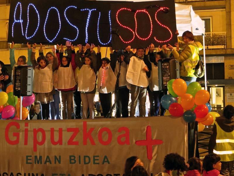 Incineradora de zubieta NO Foto GipuzkoaDigital.com Donostia San Sebastián