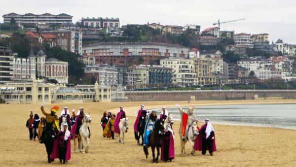 Reyes-magos-2017 Foto GipuzkoaDigital.com Donostia San Sebastián