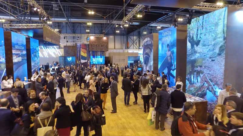 FITUR 2017 Basque Country Foto fuente Irekia Gobierno Vasco