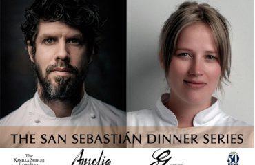 SAN SEBASTIÁN DINNER SERIES, AMELIA