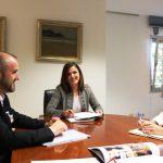 Mercadona explica a la Sailburu Beatriz Artolazabal sus planes de expansión en Euskadi