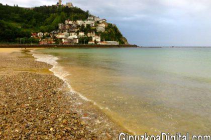 Las Piedras de la Playa de Ondarreta Foto GipuzkoaDigital.com Donostia San Sebastián