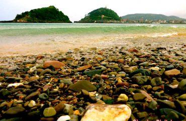 Las Piedras de la Playa de Ondarreta Las Piedras de la Playa de Ondarreta Foto GipuzkoaDigital.com Donostia San Sebastián