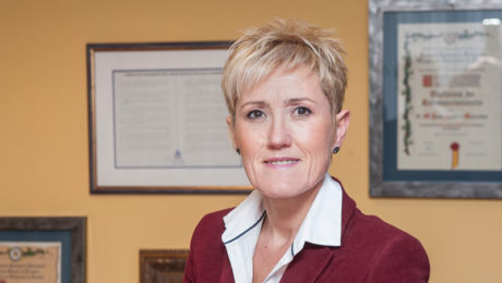 FOTO: En la imagen, Pilar Lecuona, Presidenta del COEGI