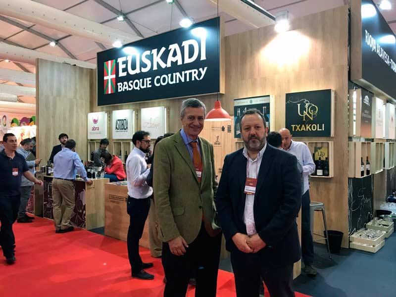 Fenavin, Euskadi Basque Country