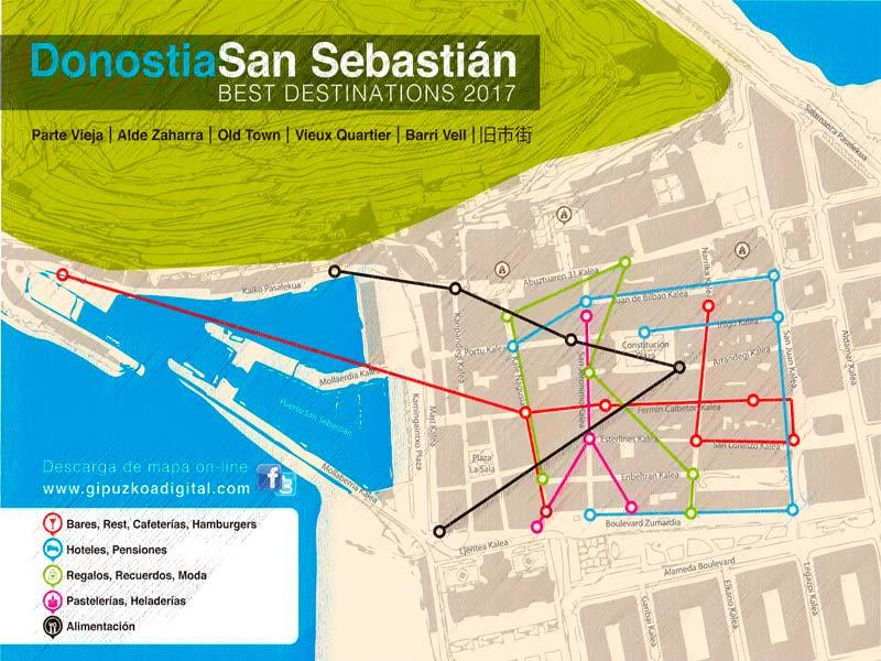 Parte-Vieja-Donostia-San-Sebastián-BEST-DESTINATIONS-2017-Foto-GipuzkoaDigital.com