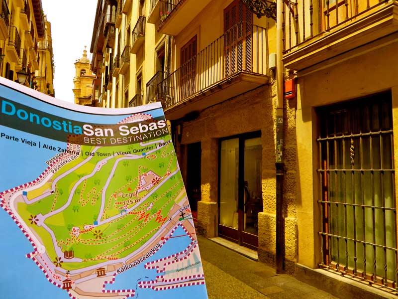 Apetak-cuño-de-San-Sebastián-Parte-Vieja Foto GipuzkoaDigital.com Donostia San Sebastián