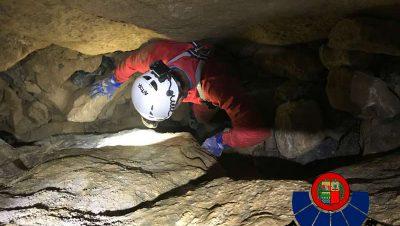 cueva de Galdames Foto Departamento de Interior G V