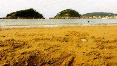 Las Piedras de la Playa de Ondarreta