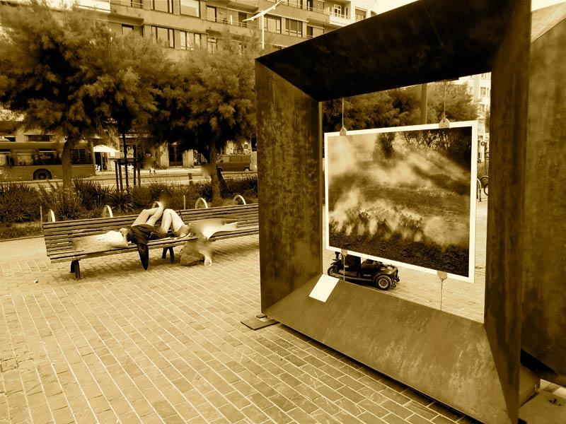 Foto GipuzkoaDigital.com Donostia San Sebastián Sebãstiao-Salgado-en-la-Zurriola-Donostia-San-Sebastián.-Génesis