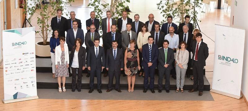 BIND 4.0 Foto fuente Irekia Gobierno Vasco