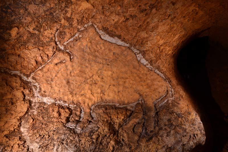 cueva de Aizbitarte IV en Errentería