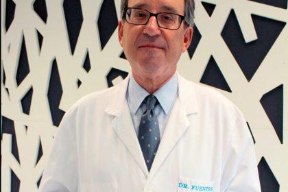 Joaquín Fuentes Biggi, psiquiatra infanto-juvenil de Policlínica Gipuzkoa.