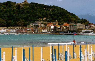 Foto GipuzkoaDigital.com Donostia San Sebastián La Concha