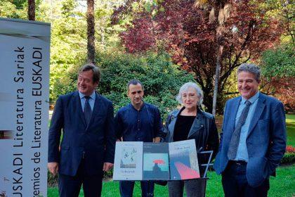 Premios Euskadi de Literatura