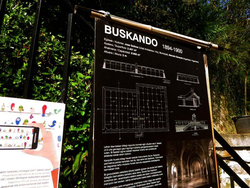 VIVEROS DE ULIA Foto GipuzkoaDigital.com Donostia San Sebastián