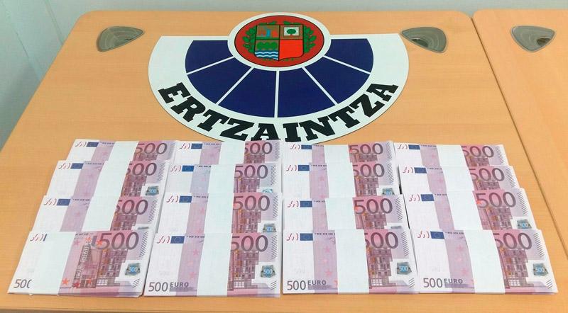 Bilbao detenida una banda especializada en el timo de la for Inmobiliaria gernika