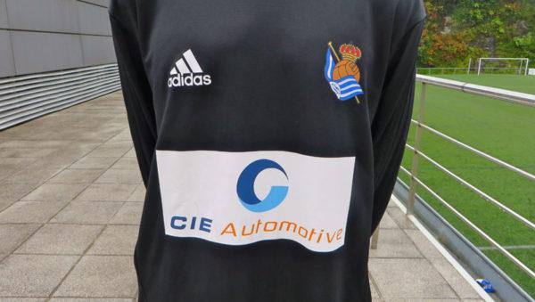 La Real Sociedad en la Liga Genuine Foto GipuzkoaDigital.com Donostia San Sebastián