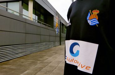 Real Sociedad LaLiga Genuine Foto GipuzkoaDigital.com Donostia San Sebastián