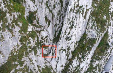 Localizado el cadáver del montañero desaparecido el jueves en Amboto