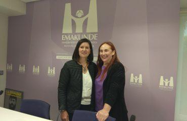 Virginia Imaz recibirá el Premio Emakunde a la Igualdad 2017
