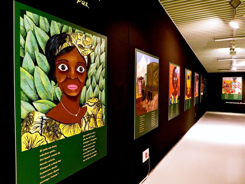 Donostia San Sebastián Wangari Maathai Foto GipuzkoaDigital.com