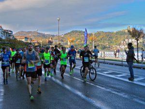 Maratón 2017 Donostia San Sebastián Euskadi Basque Country
