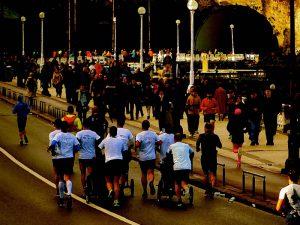 Maratón 2017 Donostia San Sebastián Euskadi Basque Country ataxia telangiectasia