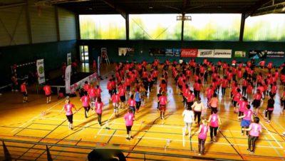 Donostia San Sebastián, éxito del Zumbathon contra el cáncer de mama. Foto GipuzkoaDigital.com Donostia San Sebastián Digital Marketing Manager