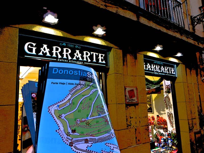 Parte Vieja Donostia San Sebastián Foto GipuzkoaDigital.com
