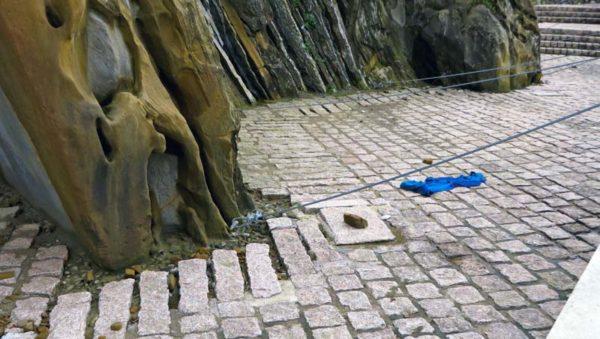 Donostia San Sebastián Peine del Viento 10 Diciembre 2017 Foto GipuzkoaDigital.com