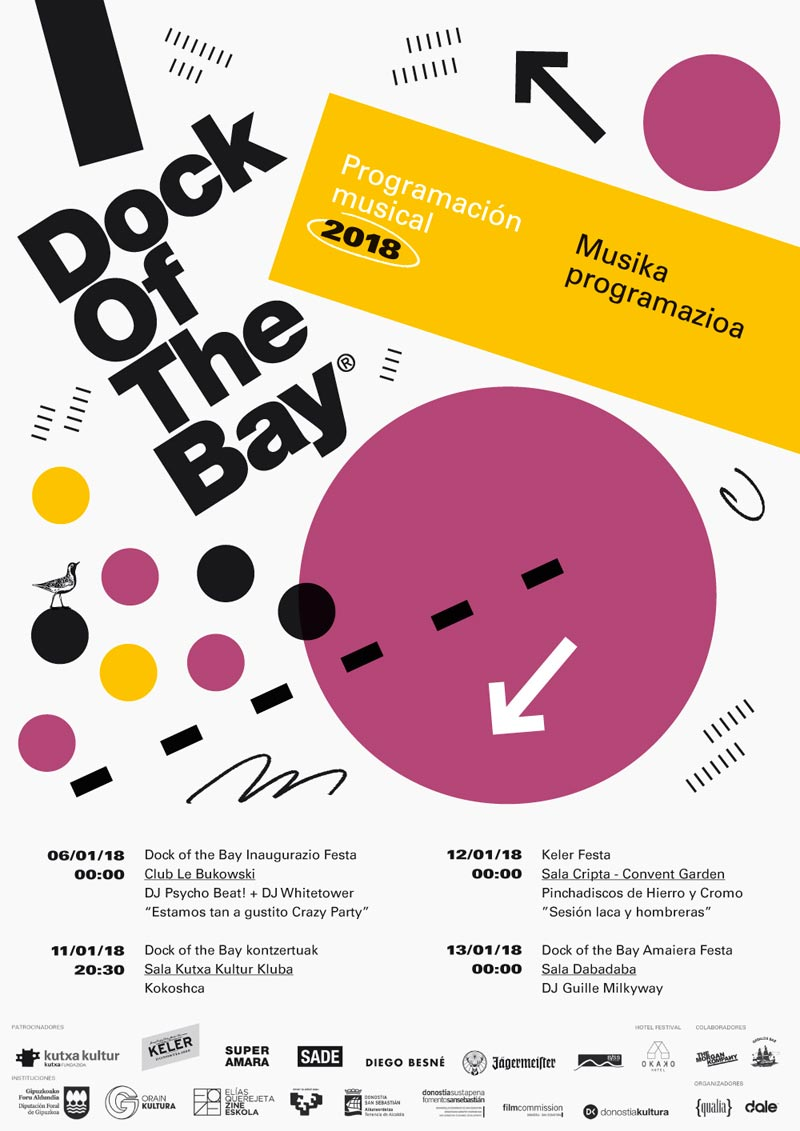 Dock of the Bay 2017