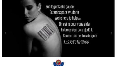Delito Trata de Seres Humanos. Euskadi