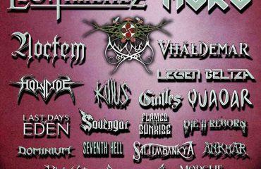 IX EUSKAL METAL Fest