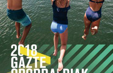 actividades de verano Diputación Foral de Gipuzkoa 2018