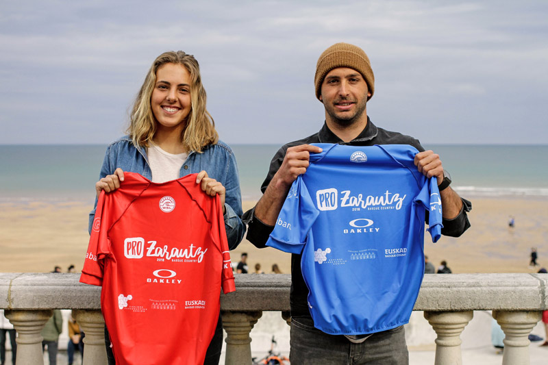 Pro Zarautz presented by Oakley 2018