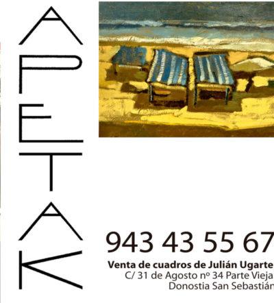 APETAK Donostia San Sebastián Parte Vieja BEST DESTINATIONS 2018 Euskadi Basque Country