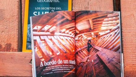 ALBAOLA EN NATIONAL GEOGRAPHIC