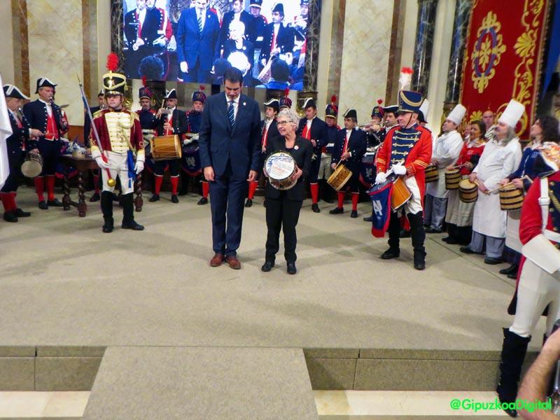 Donostia San Sebastián, el Tambor de Oro 2019 y la Fábula del colibrí
