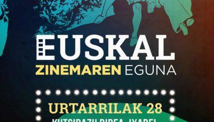 'Kutsidazu bidea, Ixabel' pelikularen lantaldeak filma aurkeztuko du astelehenean Antiguo Berrin, Euskal Zinemaren Egunaren harira