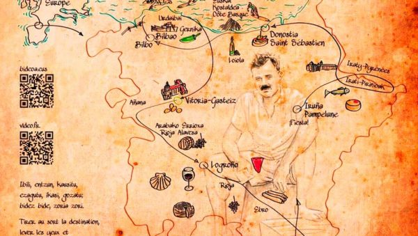 The Hemingway Basque Route
