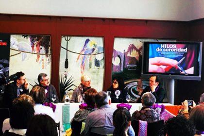 """""""Madejas contra la violencia sexista"""" presenta el documental Hilos de Sororidad en el 17º Festival de Cine y Derechos Humanos de Donostia"""