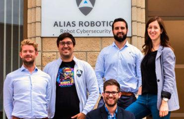 ciberseguridad robótica industrial