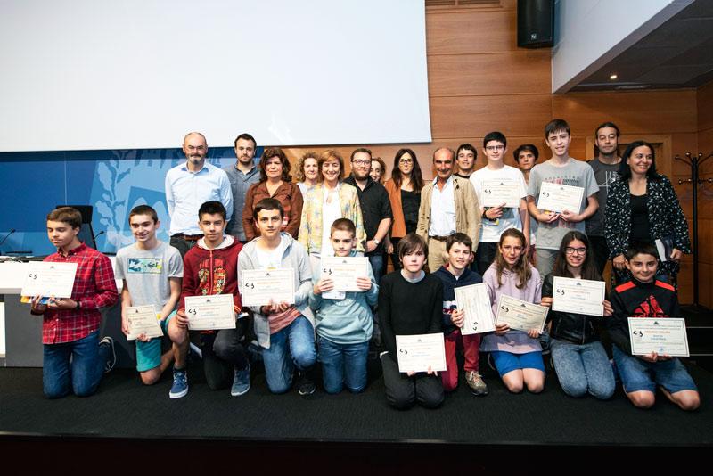 Olimpiada Matemática Eduardo Chillida 2019