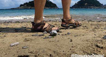 Regreso a Las Piedras de la Playa de Ondarreta
