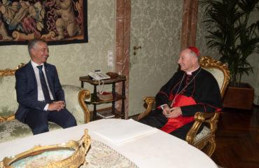 Propuesta Share en el Vaticano