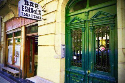 Donostia San Sebastián Bar ESNAOLA Edaritegia