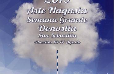 Aste Nagusia Semana Grande Donostia San Sebastián 2019 Domingo, 11 de agosto