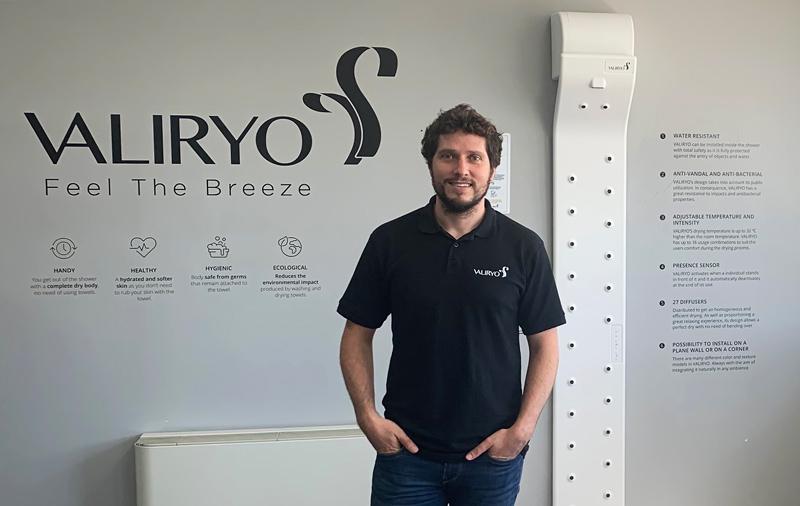 """La empresa navarra Valiryo logra en EEUU el premio al """"mejor producto innovador del año"""""""
